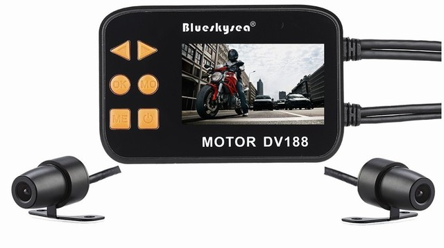 バイク用ドライブレコーダー選び方 比較おすすめ5選【2019年版】