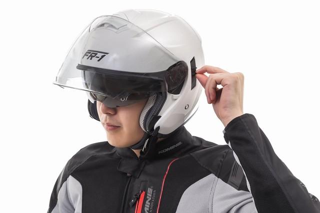 1万円以内のバイザー付き「ジェットヘルメット」厳選4個