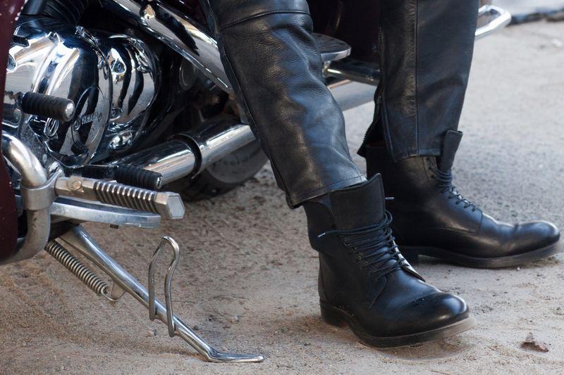 バイク用ショートブーツの選び方!おすすめブーツ7足!